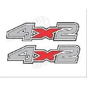 Emblema Adesivo F250 4x2