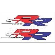Emblema Adesivo Bmw S1000rr Bws1000rr8
