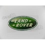 Emblema Adesivo Resinado Land Rover 5,0x10,0 Cms Div4