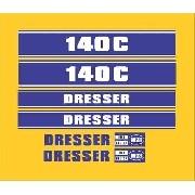 Kit Adesivos Dresser 140c