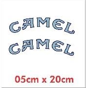 Emblema Adesivo Camel Jeep Willys Renegade Cherokee Par Ad39