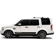 Adesivo Faixa Lateral Land Rover Discovery Dscvr10