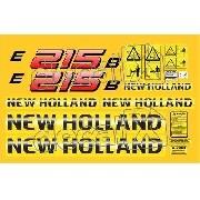 Kit Adesivos New Holland E215b