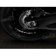Adesivos Centro Roda Refletivo Moto Bmw F800r Rd3