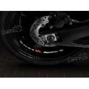 Adesivos Centro Roda Refletivo Moto Suzuki Gsxr 1000 Rd5