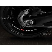 Adesivos Centro Roda Refletivo Moto Suzuki Gsxr 750 Rd4