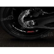 Adesivos Centro Roda Refletivo Moto Suzuki Gsxr Rd8