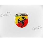Emblema Adesivo Resinado Stilo Abarth 4x4 Cms Stilr04