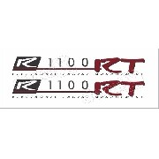 Emblema Adesivo Bmw R1100rt Par Bmwr1100rt
