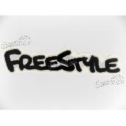 Par Adesivos Ford Ecosport Freestyle Preto Frstlpt