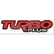 Adesivo Turbo Plus Chevrolet D20 D2010