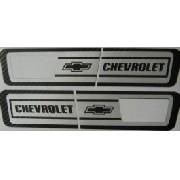 Adesivo Chevrolet Cruze Pisca Lateral Czp06