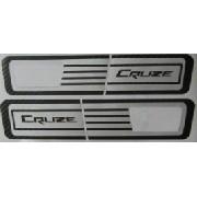 Adesivo Chevrolet Cruze Pisca Lateral Czp03