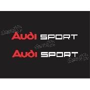 Adesivo Audi Sport Roda Aud006
