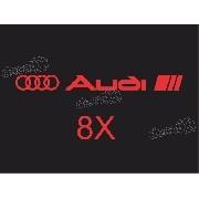Adesivo Audi Roda Aud010