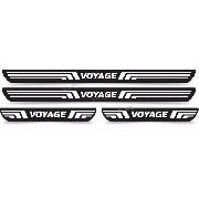 Soleira Resinada Volkswagen Voyage Sol37