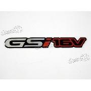 Adesivo Chevrolet Corsa Gsi16v Resinado Crgsi01