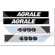 Kit Adesivos Trator Agrale 4300