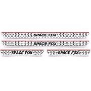 Soleira Resinada Volkswagen Space Fox Sol31