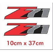 Emblema Adesivo Z71 Jeep Willys Renegade Cherokee Par Z71