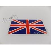 Emblema Adesivo Resinado Bandeira Inglaterra Band2