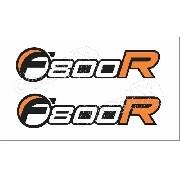 Emblema Adesivo Bmw F800r Par Bwf800r01