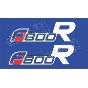 Emblema Adesivo Bmw F800r Par Bwf800r08
