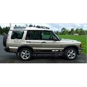 Adesivo Faixa Lateral Land Rover Discovery Dscvr01