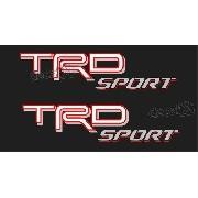 Adesivo Faixas Laterias Toyota Hilux Trd Sport Trdofr5