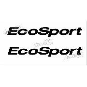Adesivo Faixas Ford Ecosport 3m Eco010