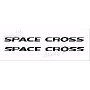 Adesivo Faixa Volkswagen Spacecross Gma044