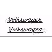 Adesivo Faixa Volkswagen Fusca Fu101