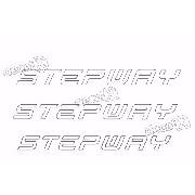 Kit Adesivo Renault Sandero Stepway 2016 Sdro95