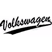 Adesivo Volkswagen Resinado Res03