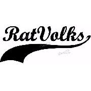 Adesivo Volkswagen Rat Volks Resinado Res01