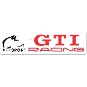 Adesivo Volkswagen Gti Racing Sport Resinado Res12