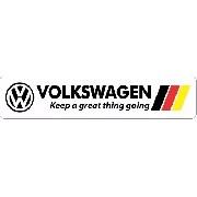 Adesivo Volkswagen Resinado Res10