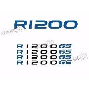 Kit Adesivo Bmw R1200gs Rgs10