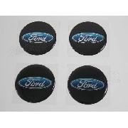 Adesivos Emblema Resinado Roda Ford 85mm Cl7