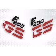Kit Adesivos Bmw F800gs 2014 Branca F800bc01