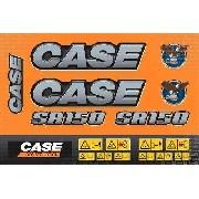 Kit Adesivos Case Sr150