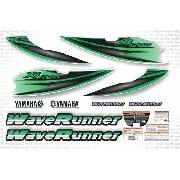 Kit Adesivo Jet Ski Yamaha Xl 700 Verde Jtki19