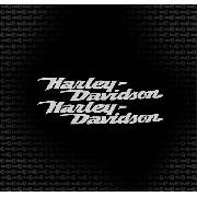 Kit Adesivo Tanque Harley Davidson Ha009