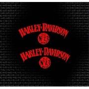 Kit Adesivo Tanque Harley Davidson Ha013