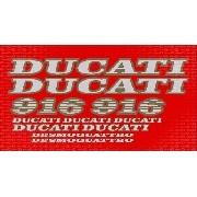 Kit Adesivo Ducati 916 Dct91601