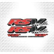 Kit Adesivo Aprilia Rsv Mille 1999 Rs003