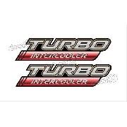 Adesivo Toyota Hilux Turbo Intercooler Par 2010 Hlti