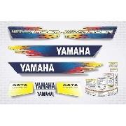 Kit Adesivo Jet Ski Yamaha Wave Raider 700 Jtki08