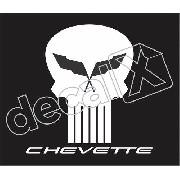 Adesivo Capo Chevrolet Chevette Cp1004