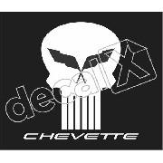 Adesivo Capo Chevrolet Chevette Cp2004